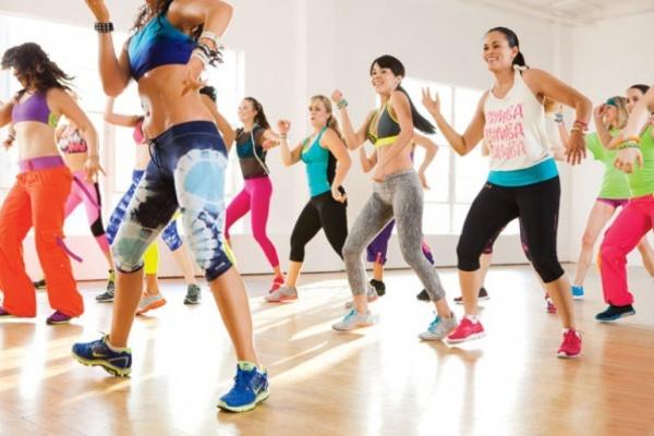 Танцевальная аэробика для похудения