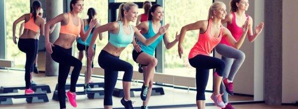 Аэробика — эффективный фитнес для похудения