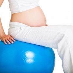 Беременным необходимо двигаться