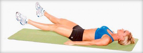 Эффективные упражнения для похудения внутренней поверхности бедер