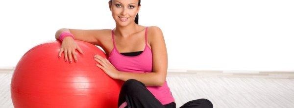 Фитбол для похудения: комплекс упражнений, видео