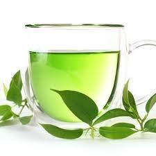 зеленый чай отлично поможет похудеть летом
