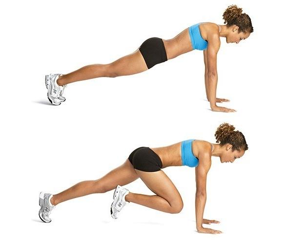 Упражнение для похудании