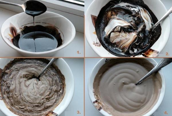 Приготовление крема с мумие