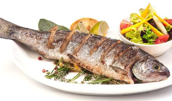 Постная рыба