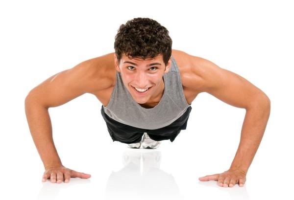 Спорт для похудения мужчины