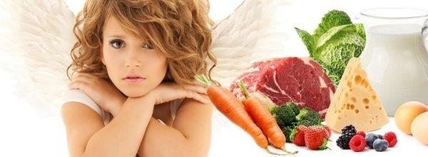 Как похудеть на ангельской диете?