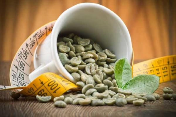 Зеленый кофе при похудении