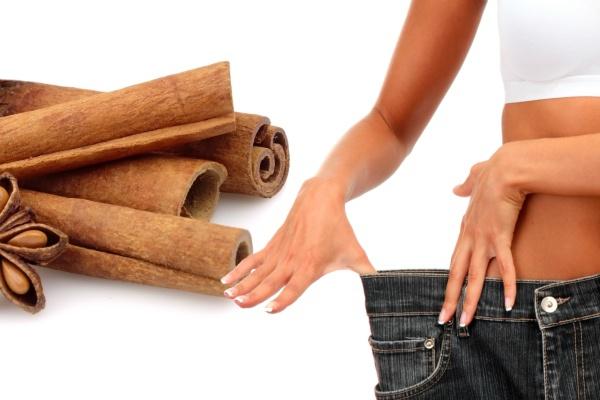 Корица при похудении
