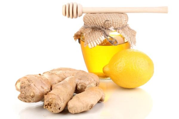 Имбирь, лимон и мед в похудении