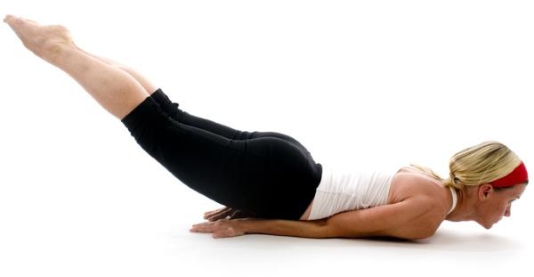 Йога для похудения живота и бедер видео уроки thumbnail