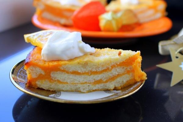 Творожная морковно-яблочная запеканка