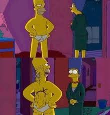 так похудел гомер симпсон - без всяких кефирных диет ))