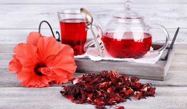 Чай каркаде при похудении