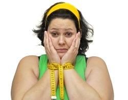 Дискомфорт из-за лишнего веса