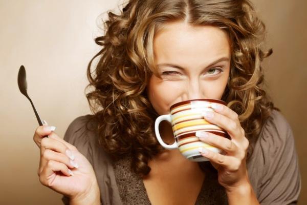 Пить кофе для похудения