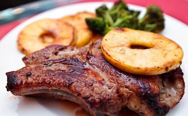 Мясо-гриль