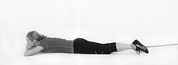 Подтяжка груди с помощью упражнений