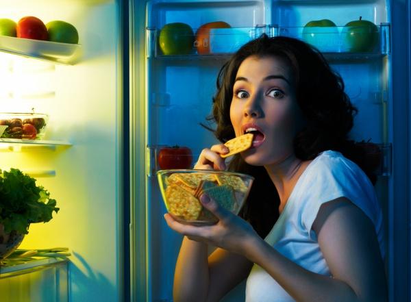 Список продуктов, которые можно съедать на ночь
