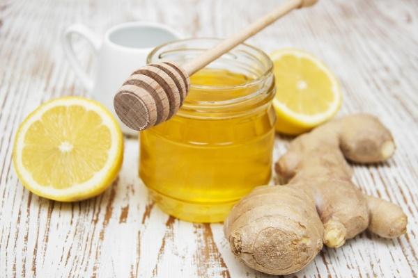 Имбирь, лимон и мед при похудении
