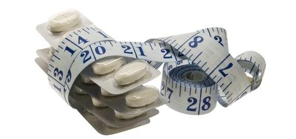 Даблетки для похудения