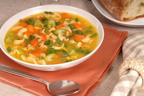 Диетный суп
