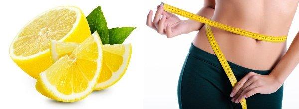 Варианты похудения с помощью лимона