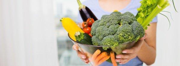 Вегетарианская диета: плюсы и минусы, меню, рецепты