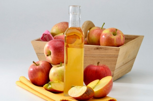 Уксус на яблоках