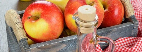 Яблочный уксус и диета для похудения