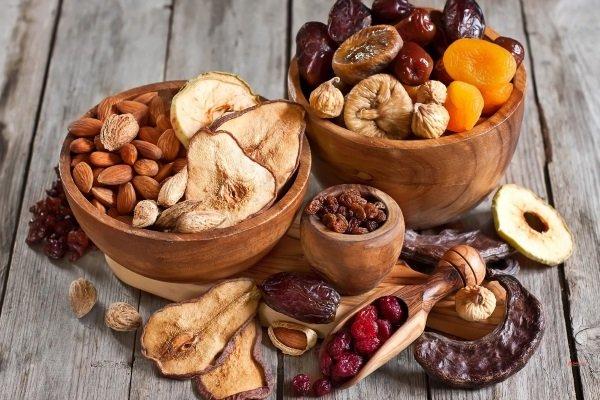 Какие сухофрукты можно есть при похудении?