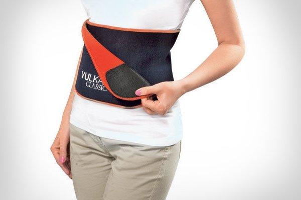 Пояс «Вулкан» – инновация в похудении