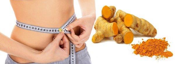 Как похудеть с помощью куркумы