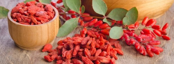 Как правильно есть ягоды годжи, чтобы похудеть?