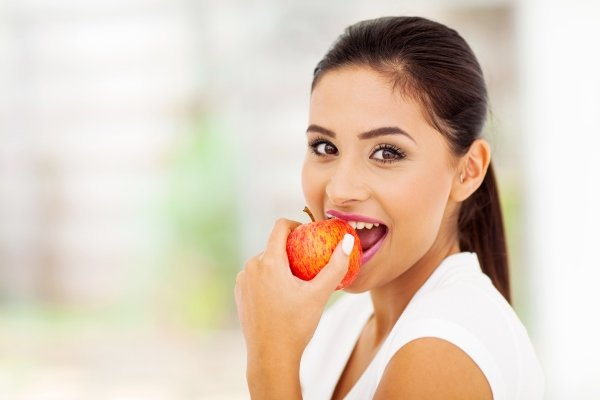 Яблоки в диете