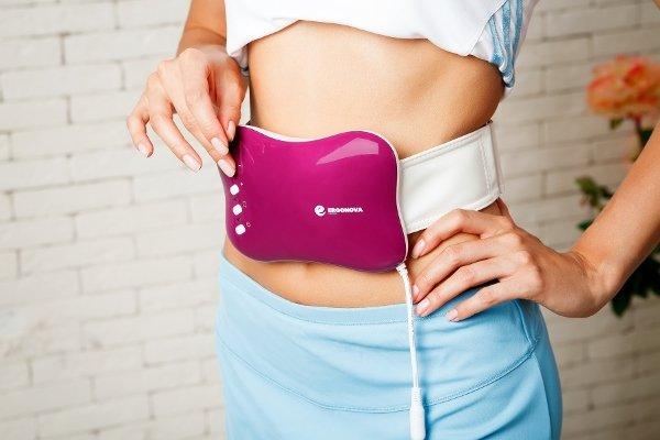 Массажный пояс против лишнего веса