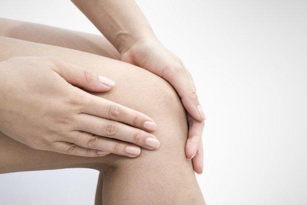 Как похудеть в коленях и сделать ноги стройными?