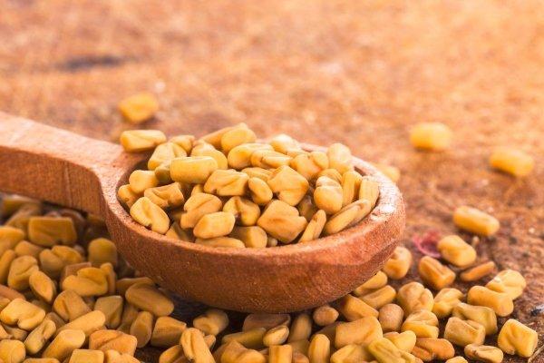 Семена пажитника для похудения