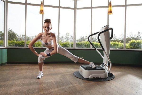 Эффективные упражнения на виброплатформе для похудения