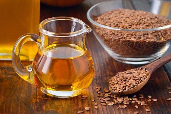 Эффективное похудение при помощи льняного масла