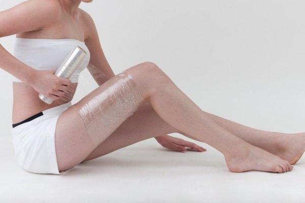 Эффективные способы обертывания для стройности ног