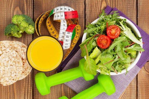 Как похудеть за 1 месяц: программа похудения