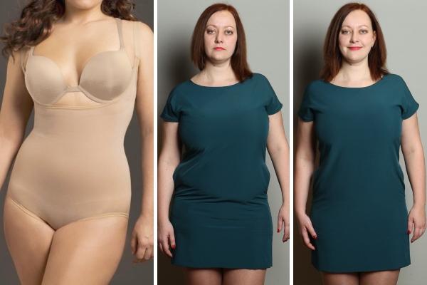 Женское корректирующее белье: виды и советы по его выбору